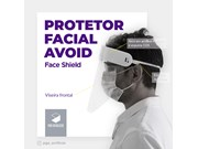 Protetor Facial Avoid - Face Shield
